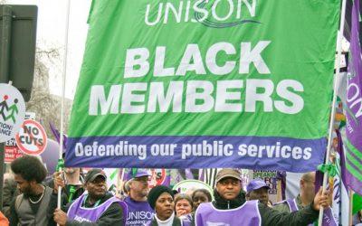 UWE Unison Black Members July update