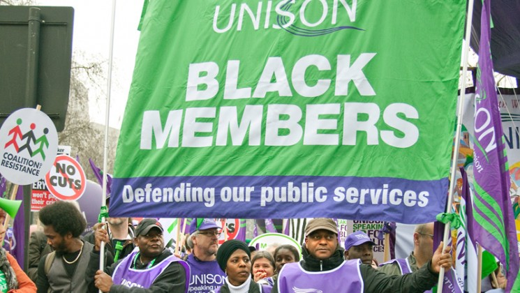 UWE Unison Black Members July update