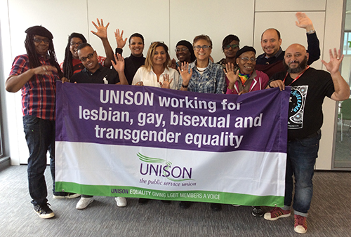 UWE UNISON Pride Season